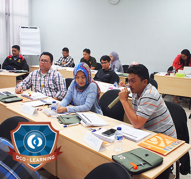 Project Management Training. Jakarta, Indonesia.