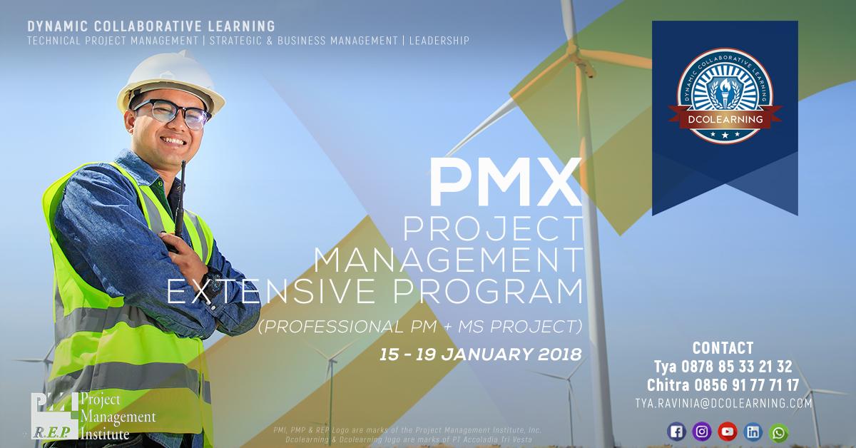 Project Management Xtensive Program
