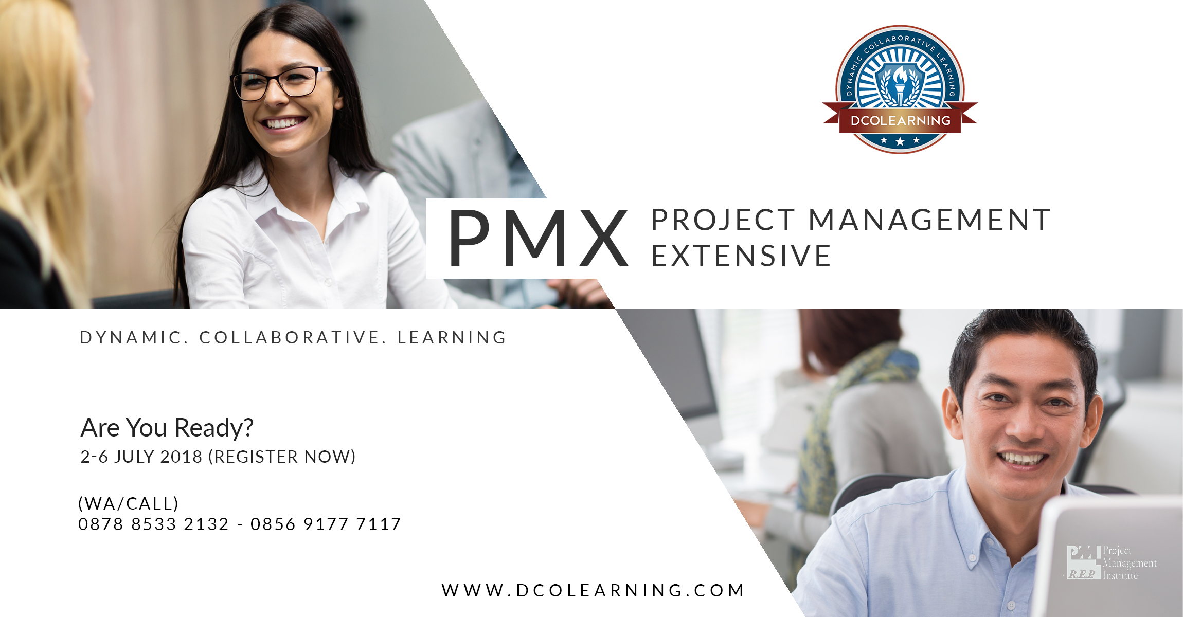 PMX Project Management Extensive Program