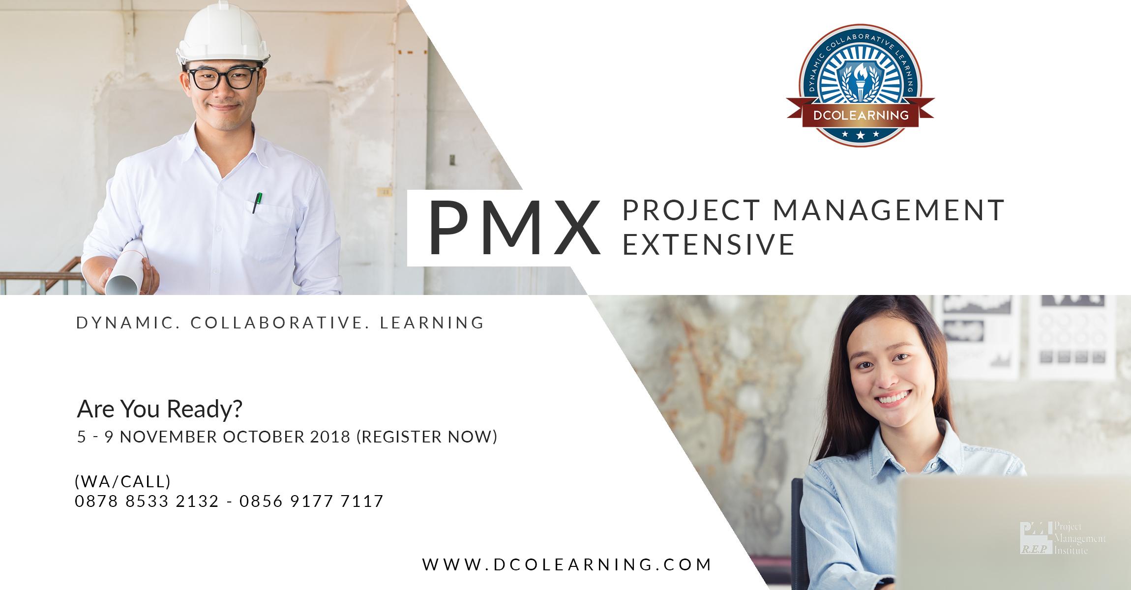 Project Management Extensive PMX