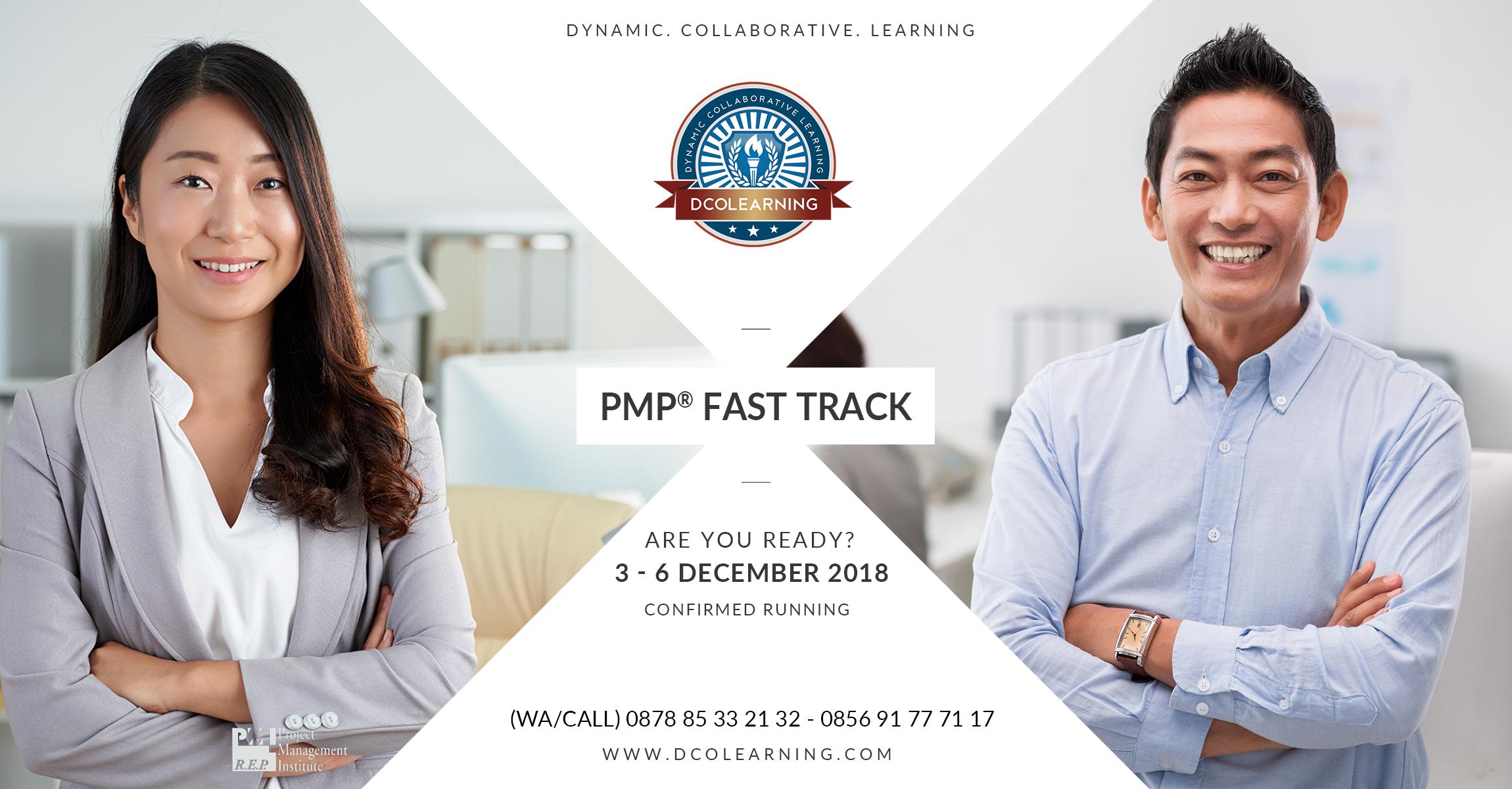 PMP Fast Track December 2018