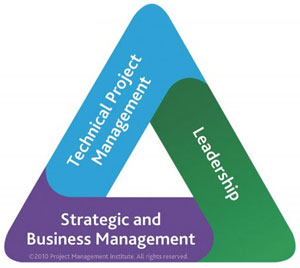PMI Talent Triangle
